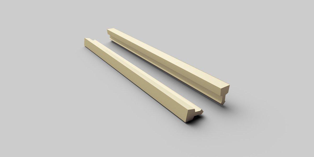 P3-Perfiles-Plasticos-PVC-Dilatación Porcelanato Beige